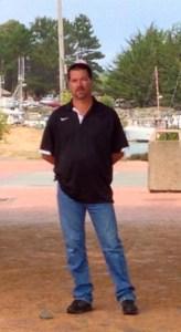 #TheFisherman, my husband Scott, in Eureka, CA 2013.