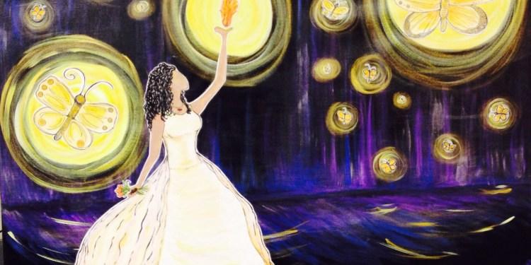 Art Stories: Paper Doll | Into Marvelous Light