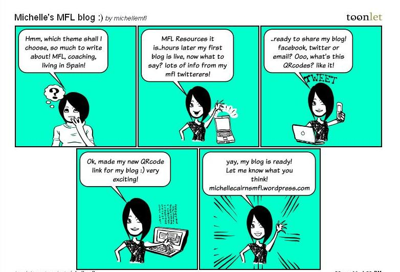 Comic Strip How To Write