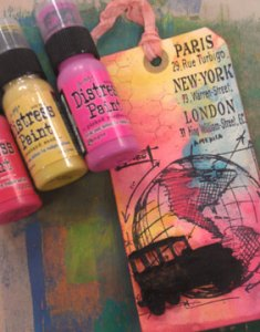 Ranger distress paints tim holtz