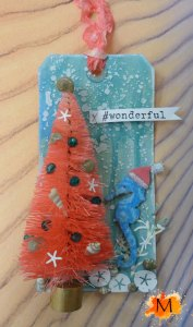 Michelle McCosh 12 tags of christmas