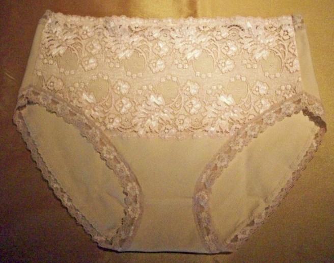 panties on table