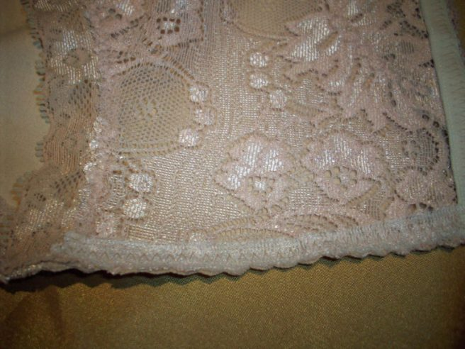 interfaced-lace