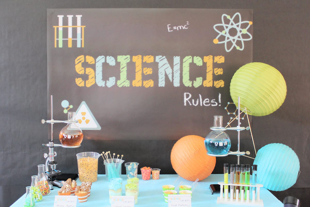 Science Birthday Party Ideas | PBS Parents