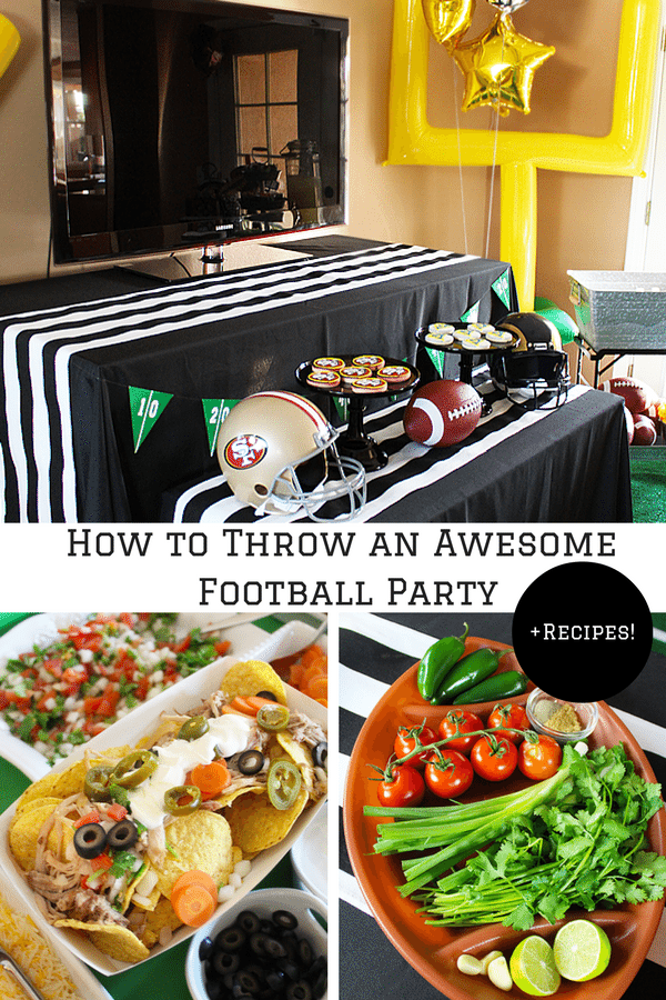 Feel the Orgullo with a Football Party!