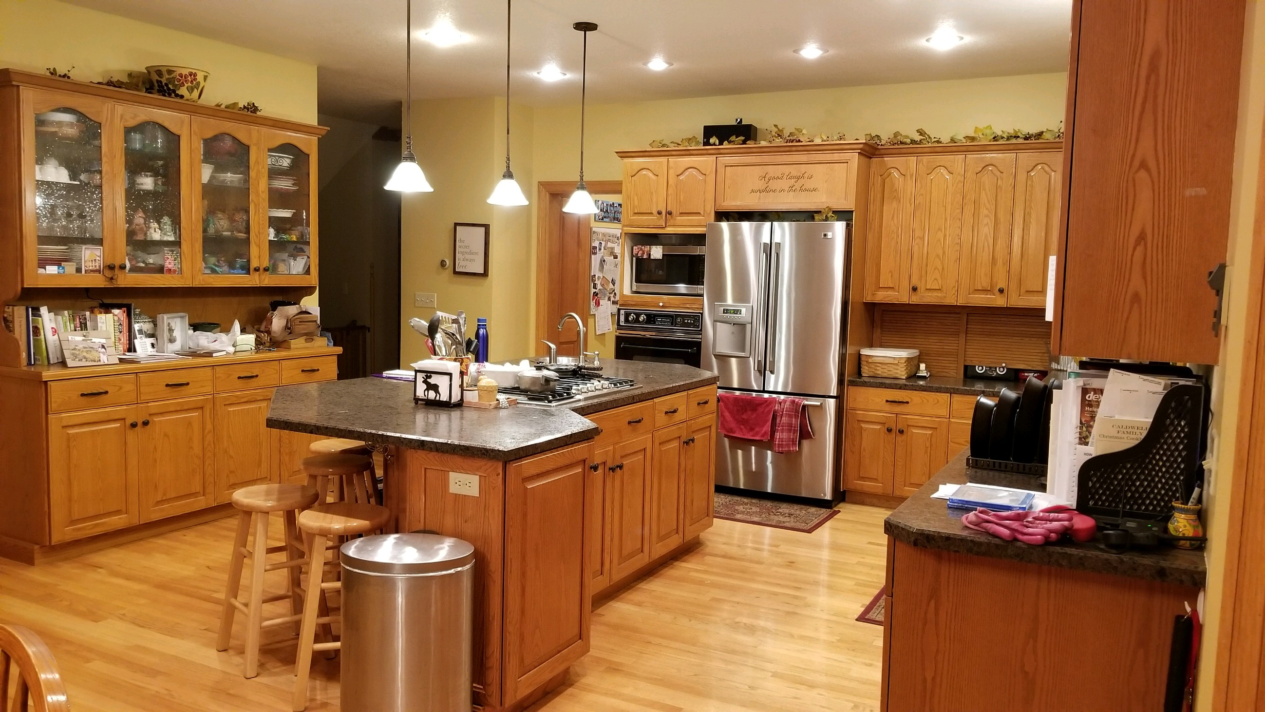 Kitchen Cabinet Wood Reconditioning Cabinet Refinishing And Wood Repair In Helena Montana