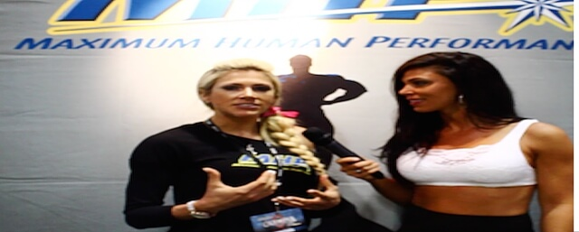 Fit Bunny Jill Interview- Olympia 2015