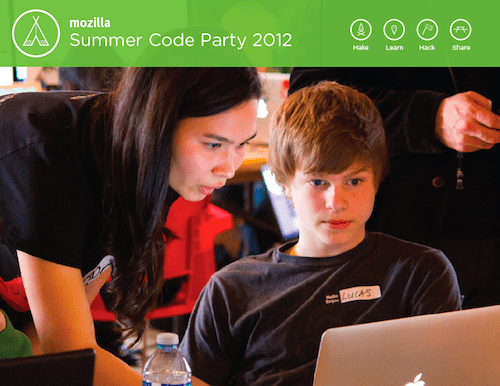 summer code party