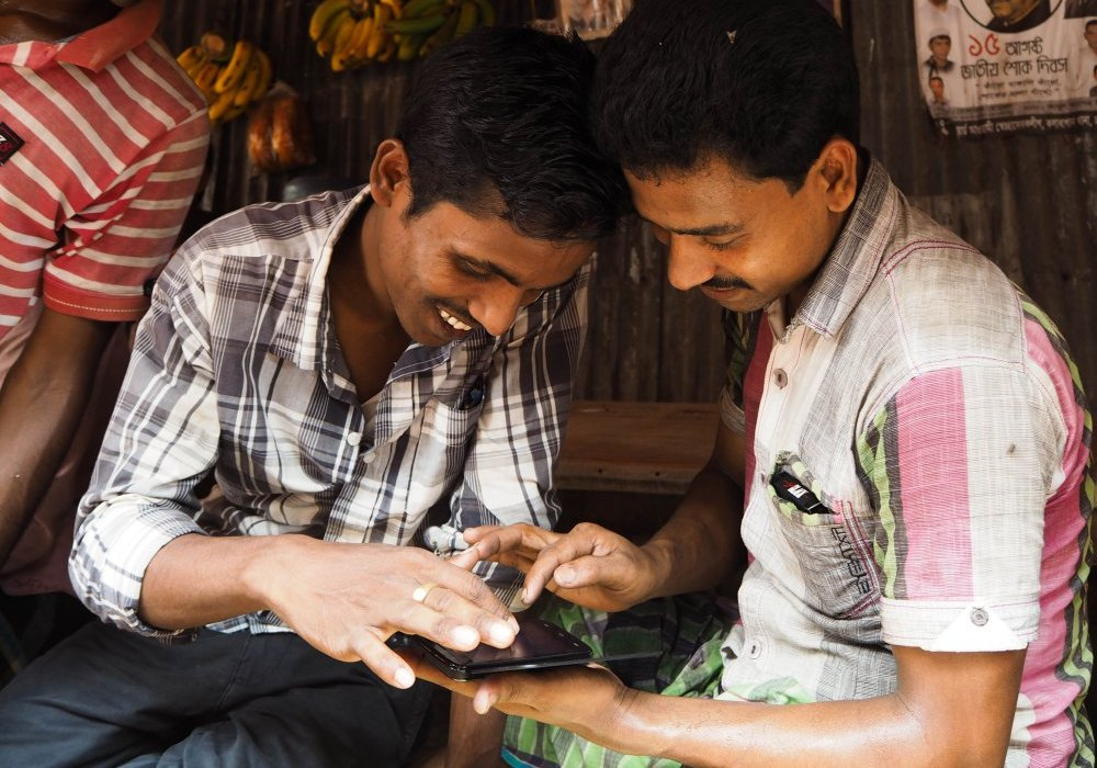 web journey Bangladesh