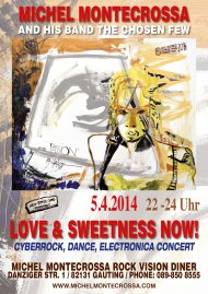 Love & Sweetness Now! Concert