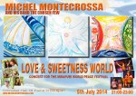 Love & Sweetness World Mirapuri World Peace Festival Concert