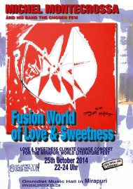 Fusion World Of Love & Sweetness Concert