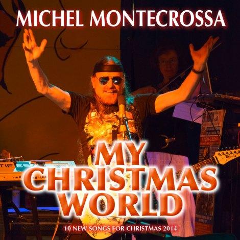 Michel Montecrossa's album 'My Christmas World'