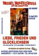 Liebe, Frieden und Glückliches Concert