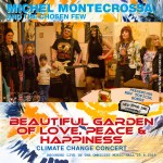 Beautiful Garden Of Love, Peace & Happiness Concert