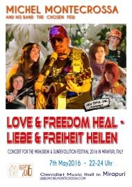Love & Freedom Heal - Liebe & Freiheit heilen