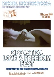 Orgastica Love & Freedom Concert