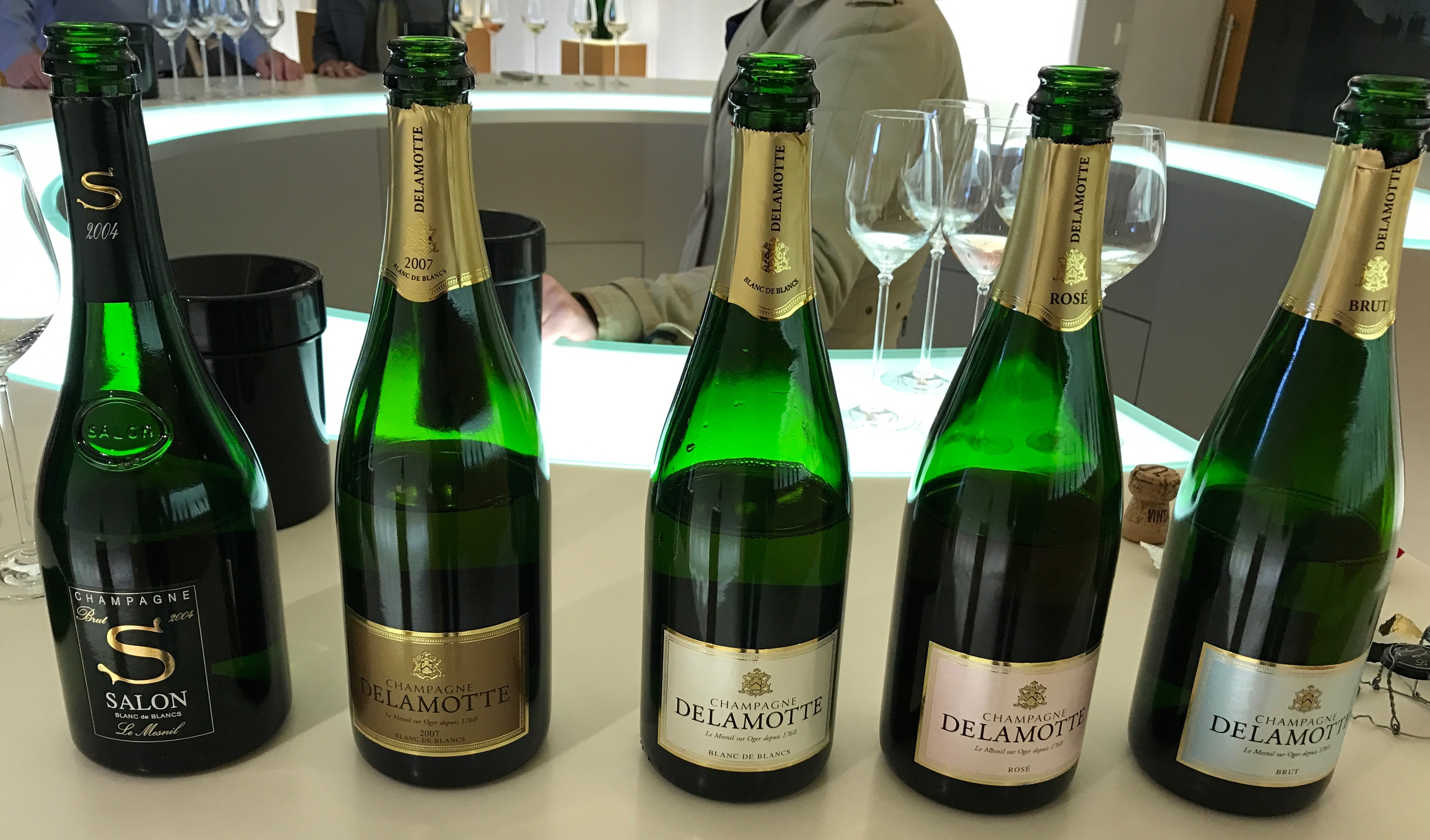 Salon Champagne Life In The Bubble Champagne Blow Out Michel Thibault Wine