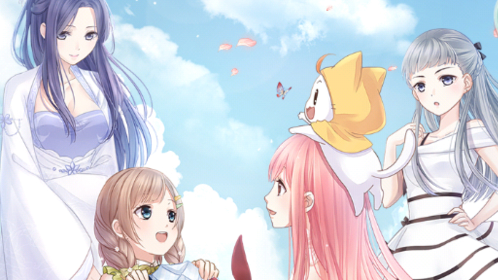 Girl Goldfish Wallpaper Love Nikki Eases People Into Coordination And Smart