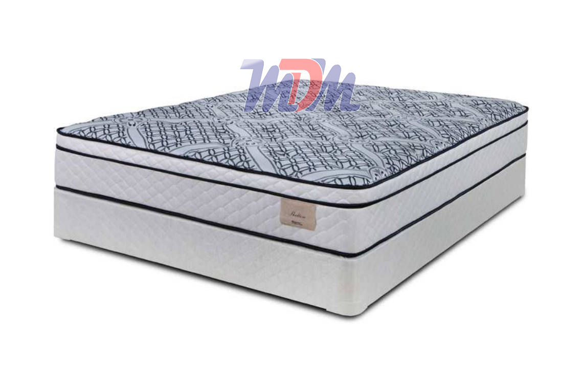 Best Traditional Mattress Shelton Euro Top A Symbol Comfortec Mattress