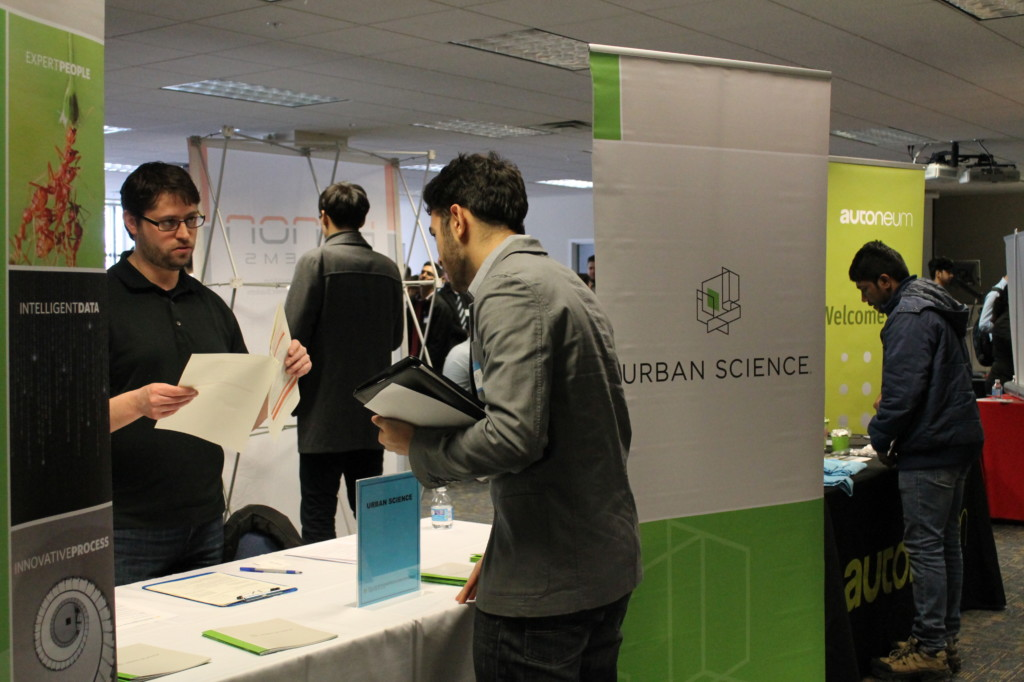 CECS Hosts Co-Op Job Fair for Engineering and Computer Science