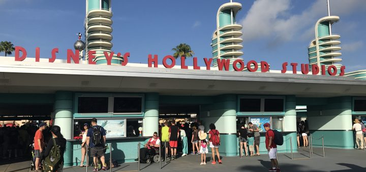 Disney's Hollywood Studios Restaurants