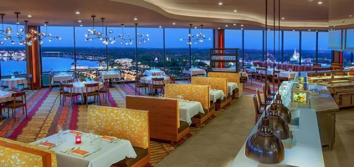 California Grill Walt Disney World