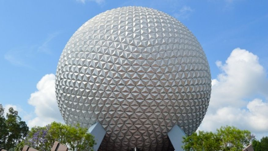 Attractions at Epcot