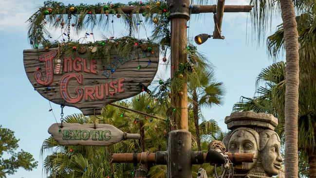 Jungle Cruise Disney World