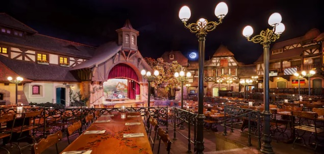 Best restaurants world showcase
