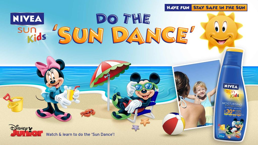 Disney sunscreen