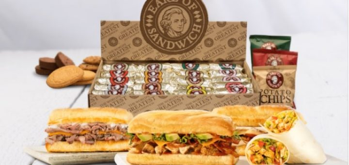 Disney's Earl of Sandwich
