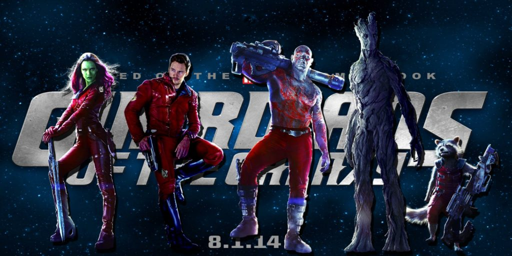 Guardians of the Galaxy Disney World