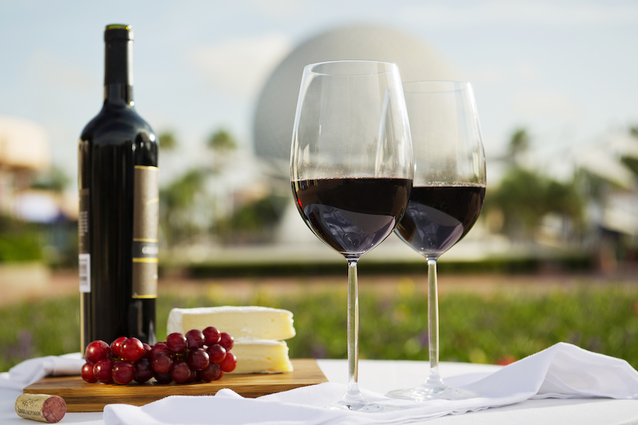 Epcot Food and Wine 2018