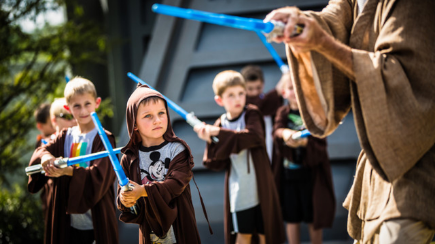 Jedi Training PhotoPass