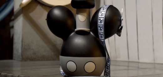 Steamboat Willie Balloon Popcorn Bucket