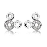 Mickey Mouse Swarovski Earrings | Mickey Fix