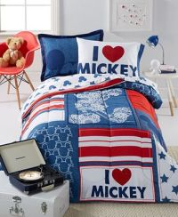 Mickey Mouse Bedding gift ideas