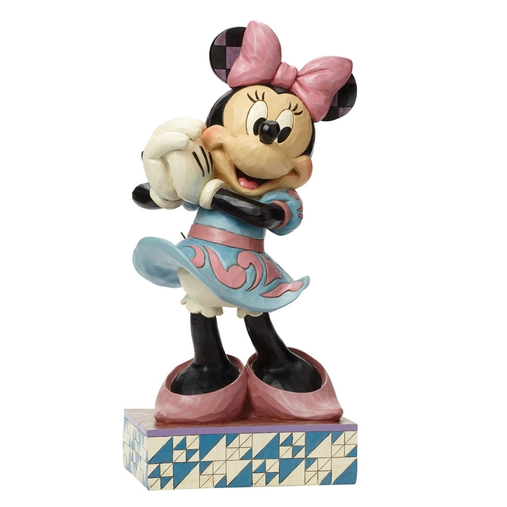 Mini Mouse Bettwäsche Enesco 4045250 Disney Traditions Minne Mouse Gross