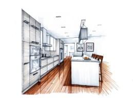 Kitchen Perspective