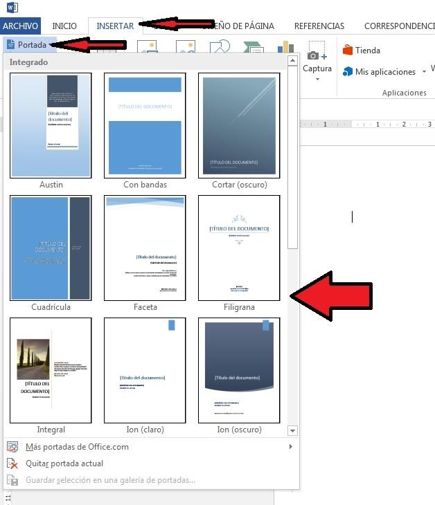 MS Word principales herramientas Mi clase de TIC
