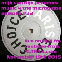 Music 4 The Microglobe #32 - November 2015