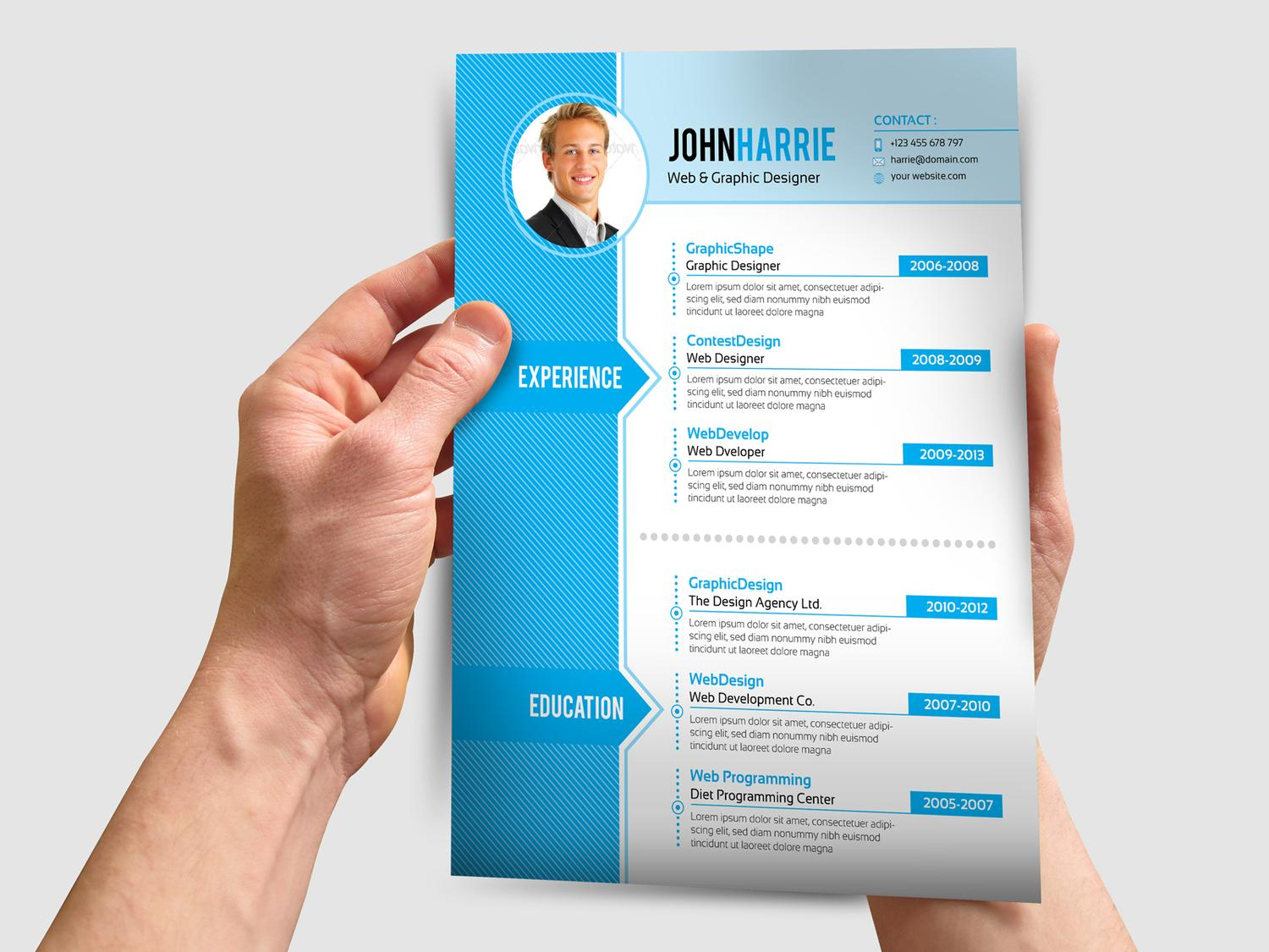 ... Tips To Create Or Update Your Resume Pages Professional Resume Cv