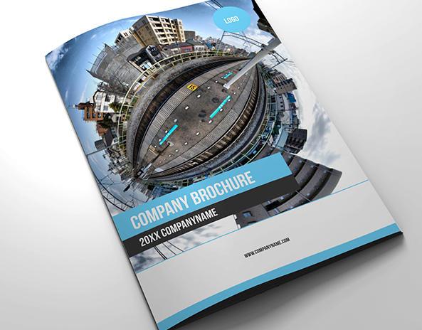 Brochure Design Services on Envato Studio