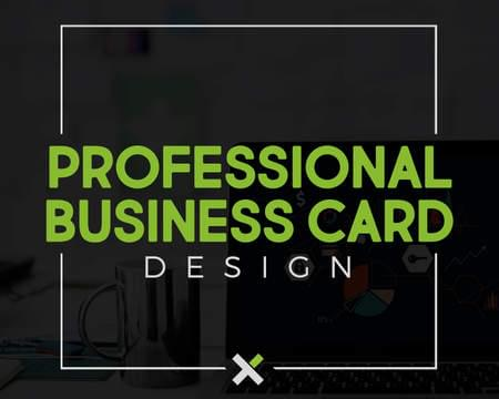 Professional  Custom Business Cards by bdCREATIVESTUDIO on Envato