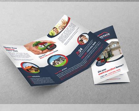 Brochure Design Services on Envato Studio - services brochure