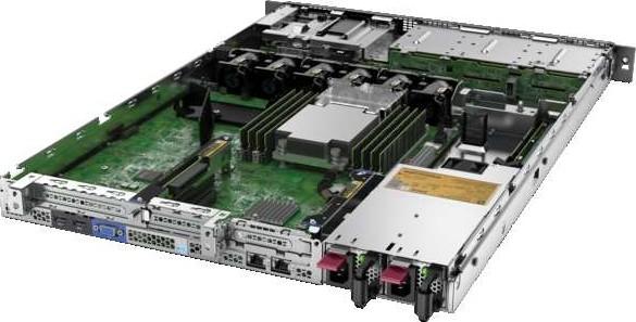 Hp Proliant Dl120 Gen9 1u Rack Server 1 X Intel Xeon E5