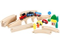 Playtastic Mittelgroes Holz