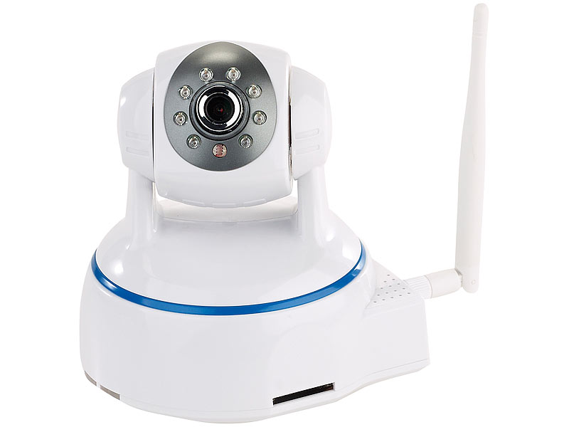 Camera De Surveillance Exterieur Live 7links Dreh- & Schwenkbare Indoor-ip-kamera, Full Hd, Wlan