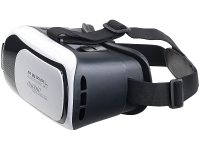 auvisio Videobrille: Virtual-Reality-Brille VRB58.3D fr ...